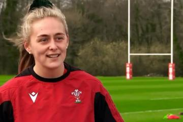 Hannah Jones narrowly misses out on Team GB place at Tokyo Olympics