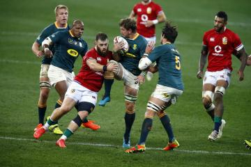 Superb second-half display powers Lions to victory in Cape Town