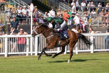 Champion jockey Oisin Murphy notches four wins at Ffos Las