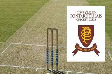 Pontarddulais' batsmen unable to make an impact against league leaders