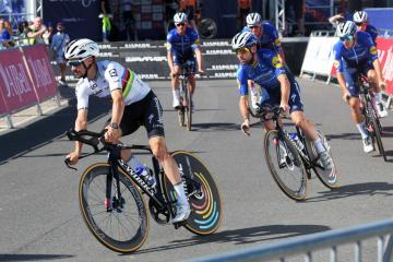Tour of Britain puts Carmarthenshire on sporting world map