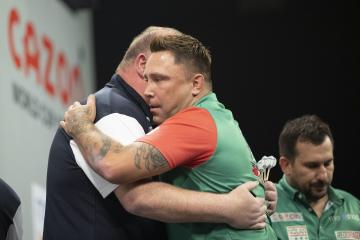 Clayton and Price miss out in semi-finals of World Cup of Darts
