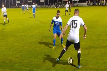 Cwmamman win Reserves Valley derby
