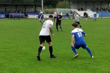 Penalty drama as Cwmamman United miss out