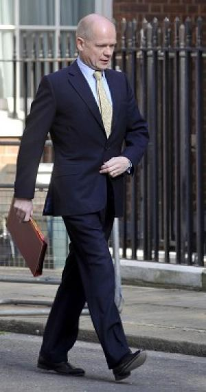 Foreign Secretary William Hague has pledged an inquiry into torture complicity claims