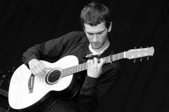 SWEET SOUND: 'Captivating songs' from folk artist Ewan McLennan.