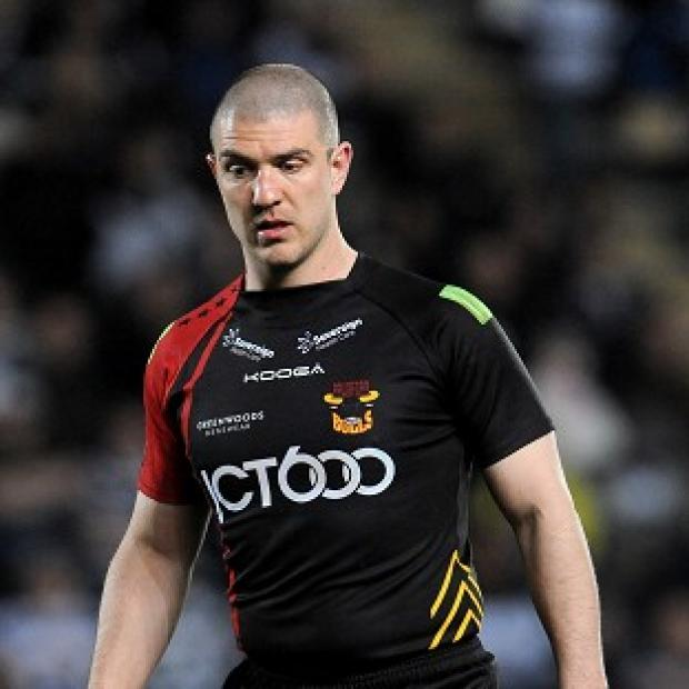 Matt Diskin has revealed that Bradford players have been 'left in the dark'