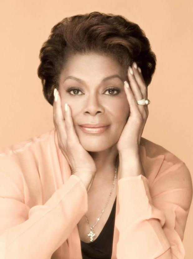 LEGEND: Soul superstar Dionne Warwick.