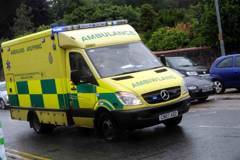 Ammanford ambulance delay: Is this meltdown?