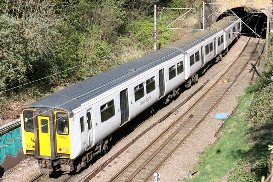 Train firm 'is on the wrong track'