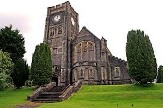 Ammanford church revamp bid ahead of schedule