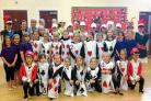 Amman Valley School of Dance pupils hold their latest performance