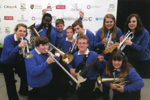 Musical success for Swansea Valley school