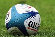 TITLE CHARGE: Penybanc Panthers romped to a 53-3 victory over visiting Abergele.