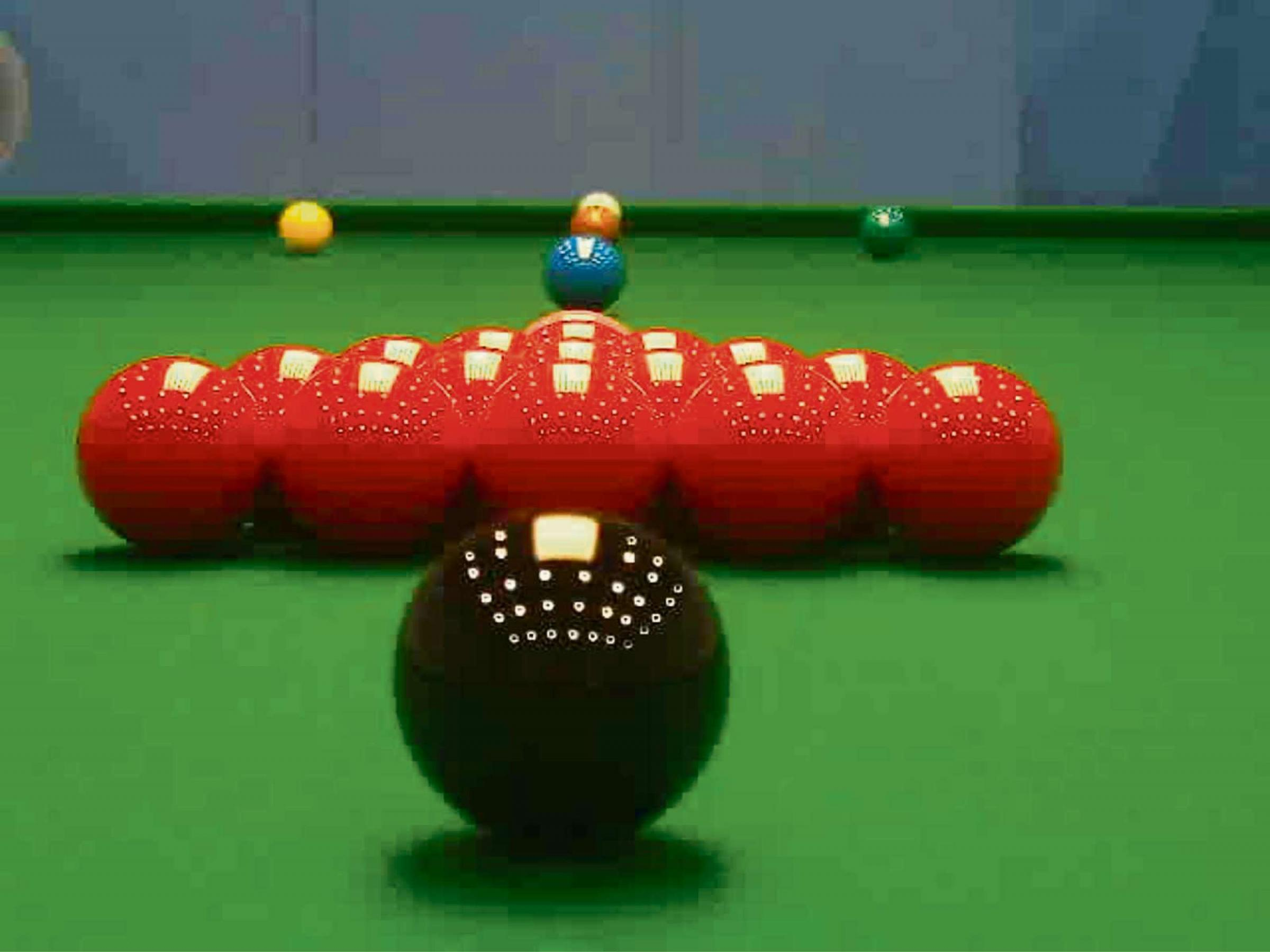 POT BLACK: Pontardullais racked up victories in Divisions One, Twqo and Three of the Llanelli and District Snooker League.