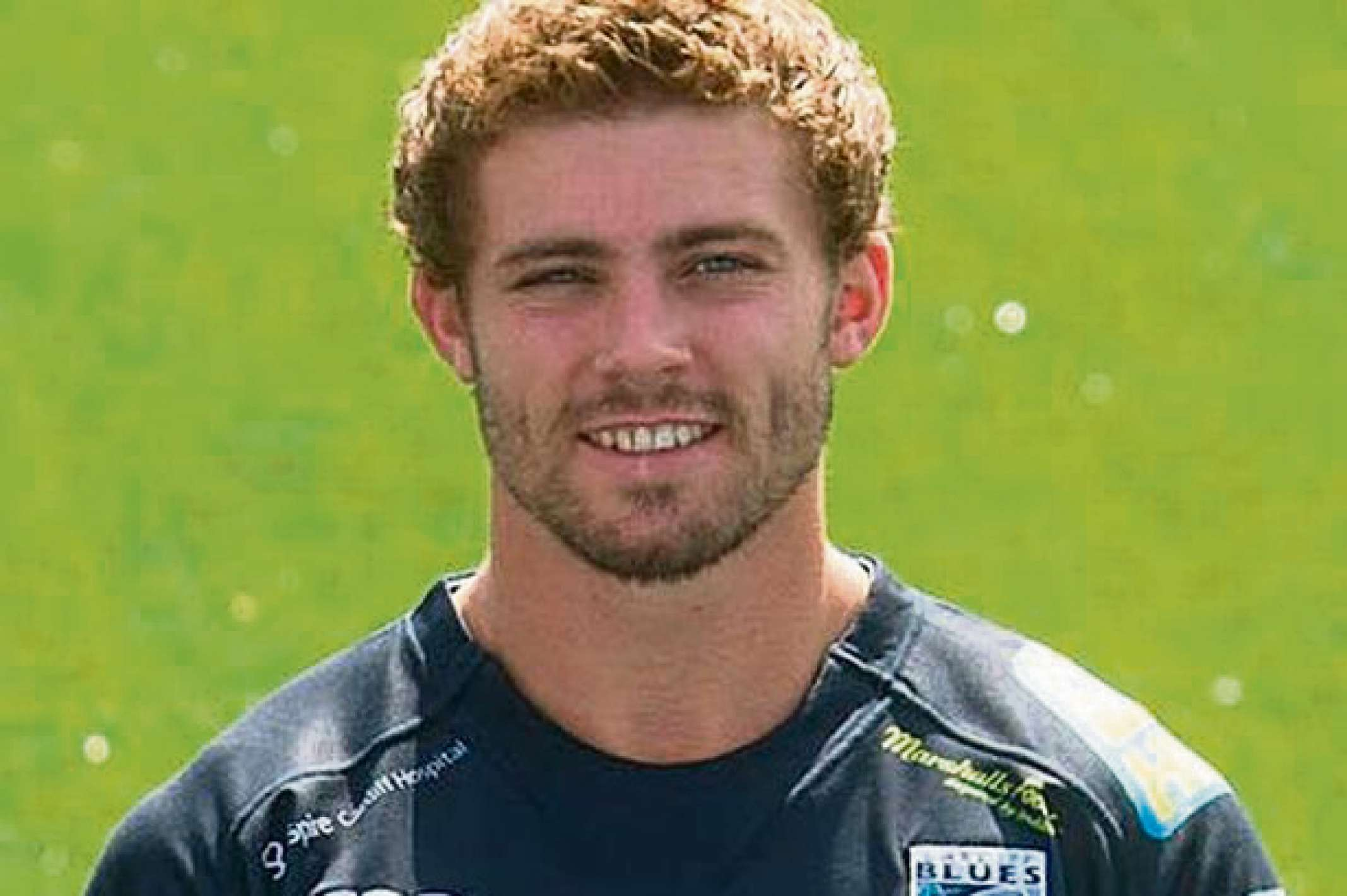 UP FOR AN AWARD: British Lions star Leigh Halfpenny.