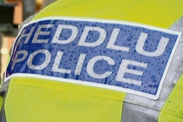 POLICE PAST: Dyfed-Powys Police is to mark its 40th anniversary this year.