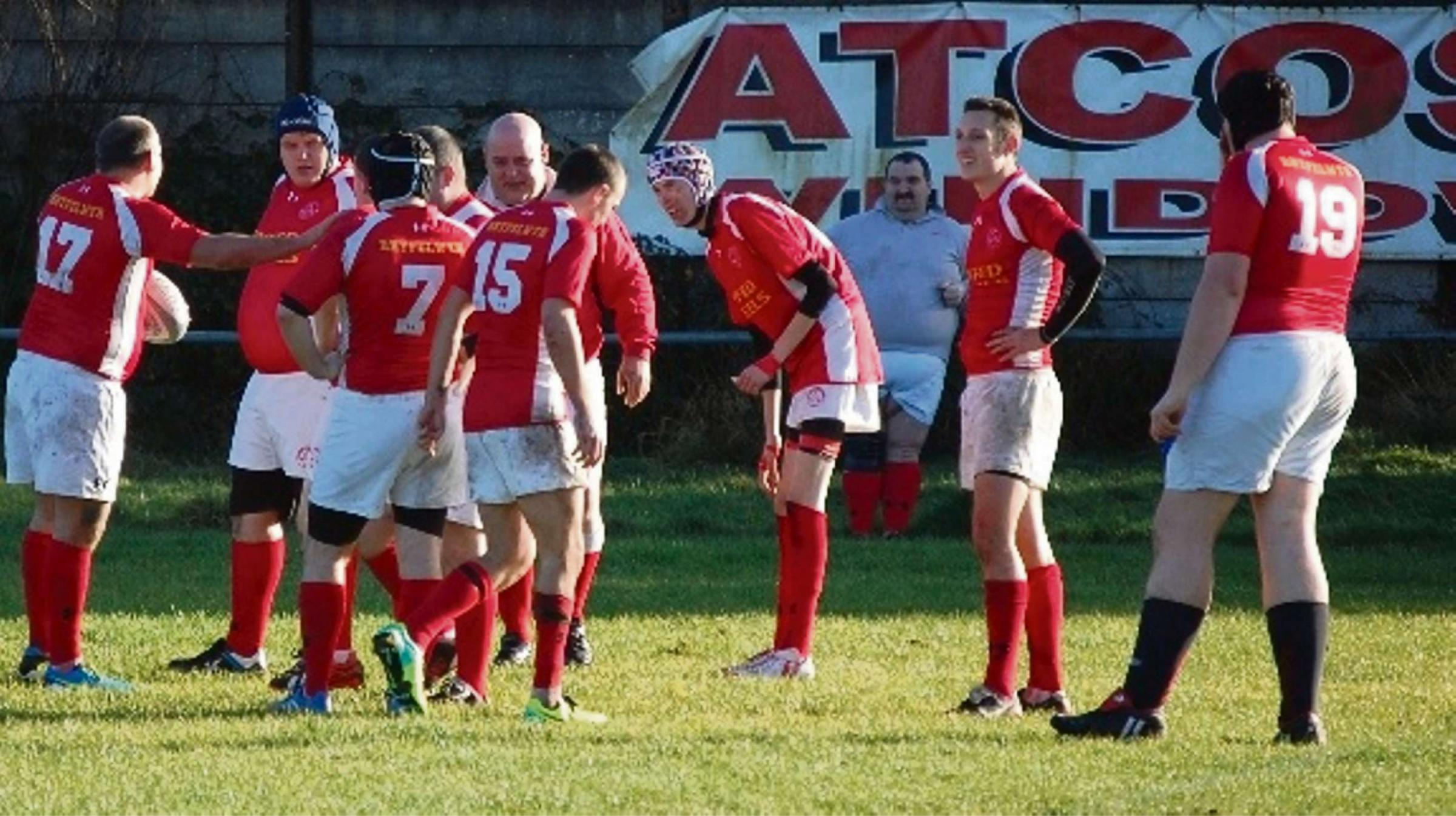 GALLIC FLAIR: The Llanelli Warriors will get a taste of the continent  when they take on XV de L'Erdre at Betws RFC.