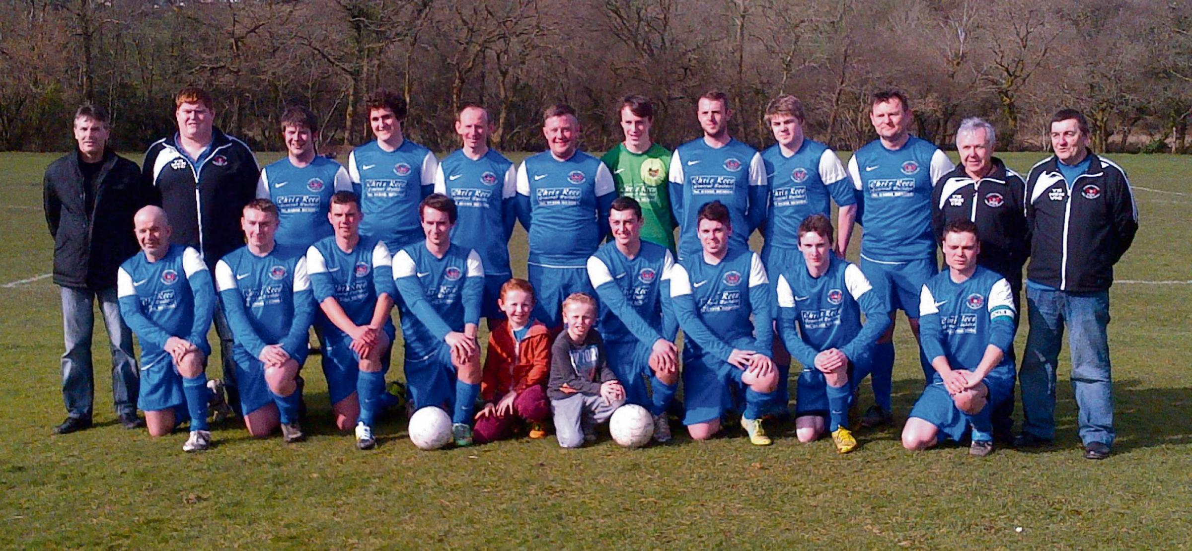HOTSHOTS: Llandeilo Reserves are set to take part in their first final after seeing off Welfield on penalties.