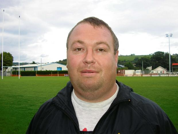 VETERAN: Llandovery prop Andrew Jones has been invited to play for the Barbarians.