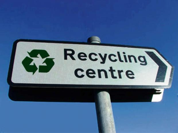 REPRIEVE: The Llangadog waste and recycling centre will now remain open for the next 12 months.