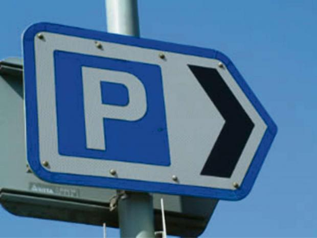 Are parking charges responsible for the drop in footfall in towns?