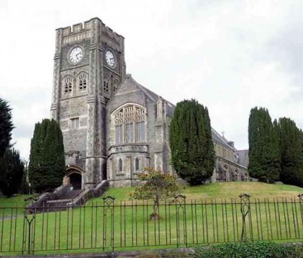 South Wales Guardian: SUMMER PROGRAMME: All Saints Church, Ammanford, will host a vigil service to commemorate the fallen of World War One.