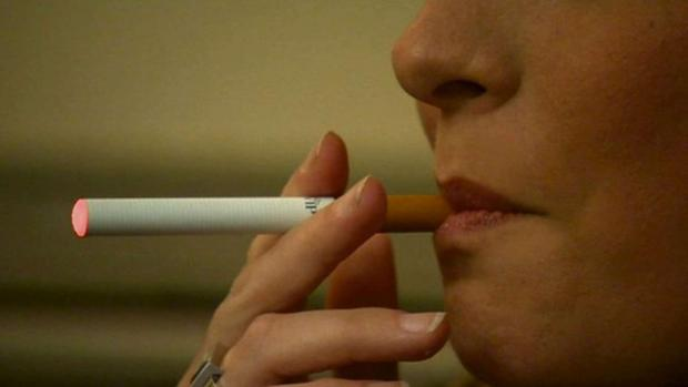ALERT: Smokers have been warned about the dangers associated with e-cigarettes