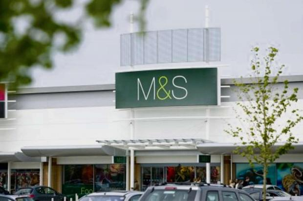 GUILTY: Elfryn and Margaret Thomas stole £477.50 from Trostre's Marks and Spencer branch during their £663.65 stealing spree.