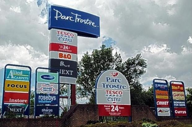 SALE: Parc Trostre has been bought for £156m it was announced today.