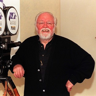 Lord Attenborough died at the age of 90
