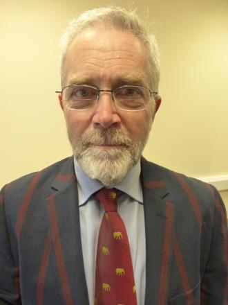ANTHONY RICHARDS: Chairman of the independent residents' panel