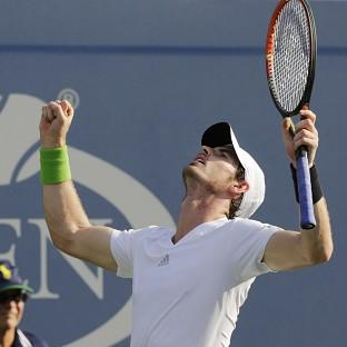 Andy Murray is happy with his form ah
