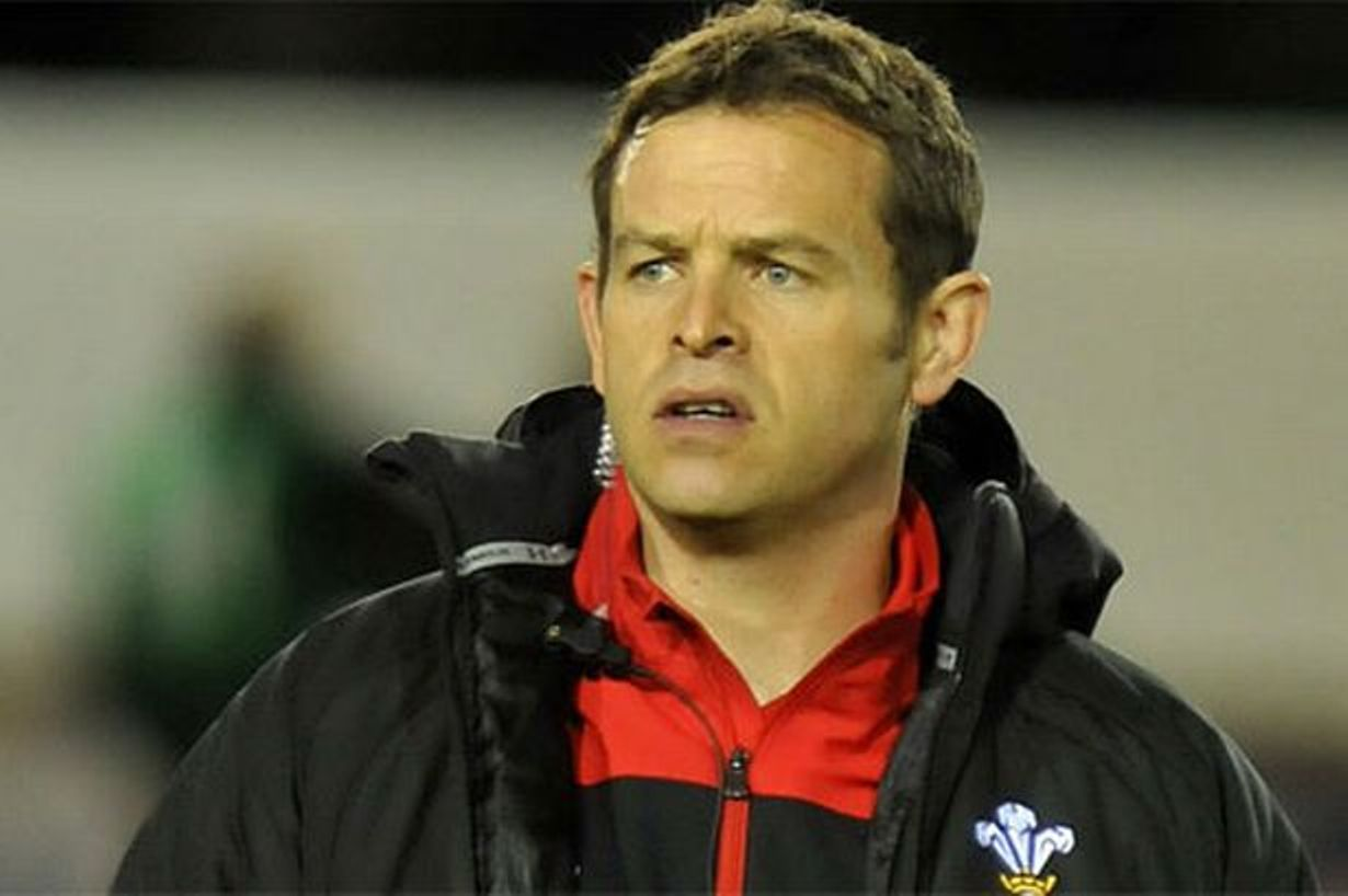DEPARTURE: Forward coach Danny Wilson has left the Scarlets to take up a new role with Bristol.
