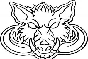 Create your own Gwyl y Twrch Trwyth boar mask