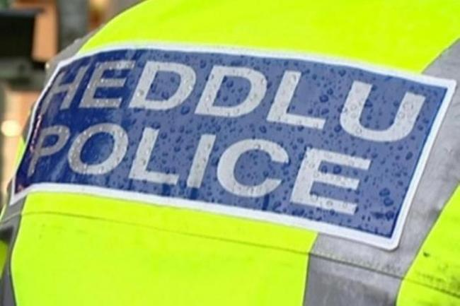 A person has died following a collision on the A48 this morning