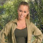 South Wales Guardian: Kendra Wilkinson turns to Jake after I'm a Celebrity failure