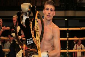 Jenkins 'raring to go' for British title fight
