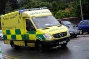 The Welsh Ambulance Service is in line for an Excellent Wales Award. (24093426)