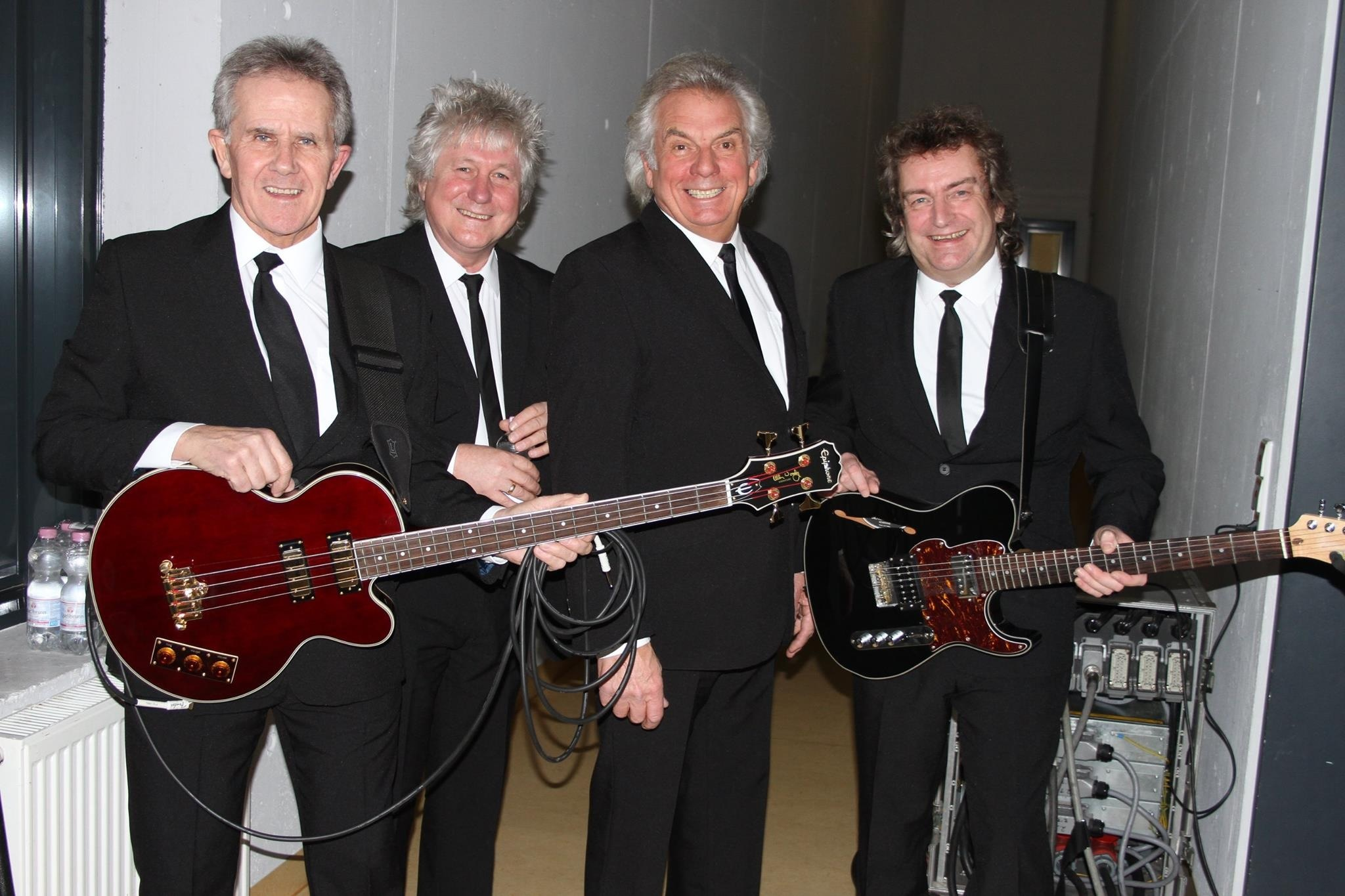 Herman's Hermits are part of line-up for the Sensational 60's Experience