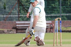 Ammanford rocked by nine wicket defeat