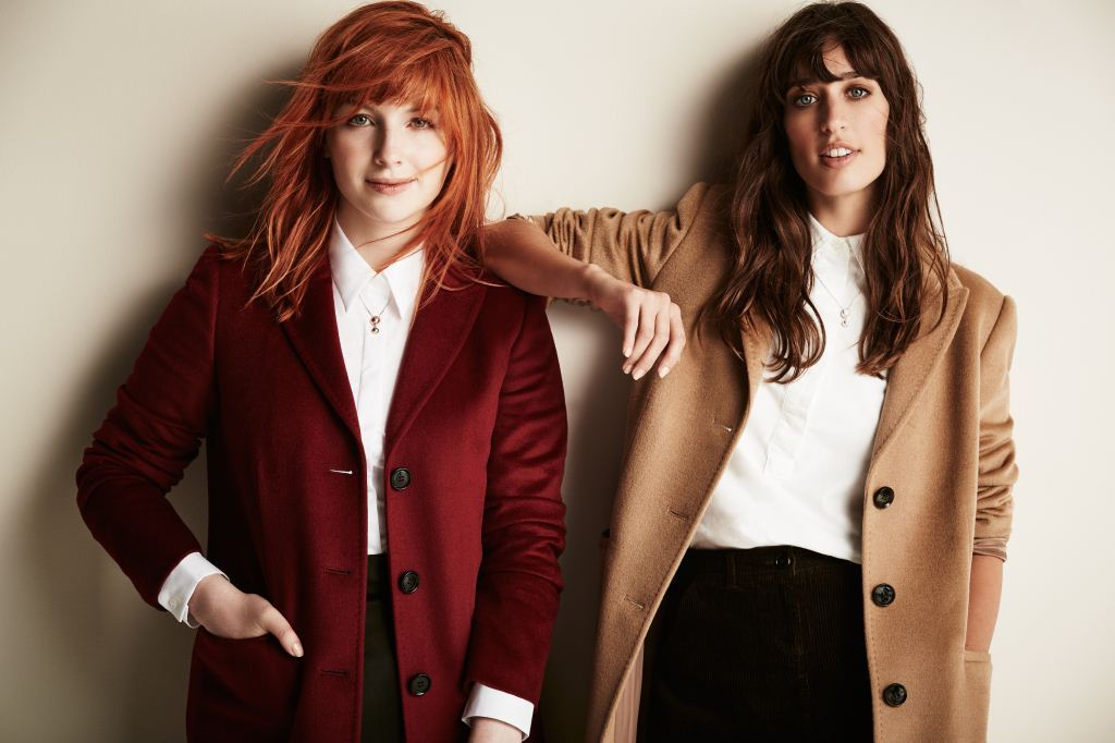 Laura Jackson and Alice Levine reveal their wonders of autumn