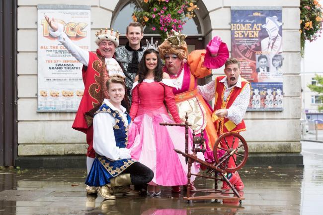 Review: Enjoy magic and mayhem at Swansea Grand Theatre's