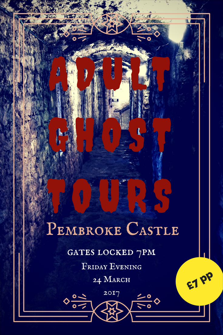 Evening Ghost Tour (Adults Only)
