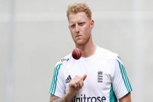 England all-rounder Ben Stokes wants to set an example