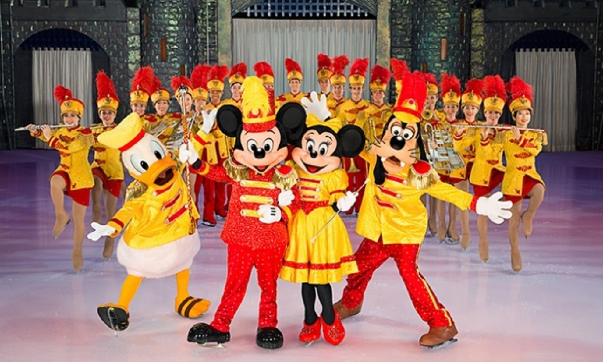 Disney on Ice celebrates 100 Years of Magic in Cardiff next month