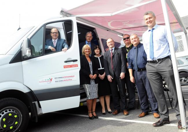 A new mobile library fleet is launched