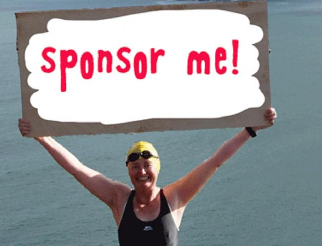 Emily Hinshelwood is swimming around the Pembrokeshire coast to raise funds for Unity in Diversity and Swansea Bay Asylum Seekers Support Group