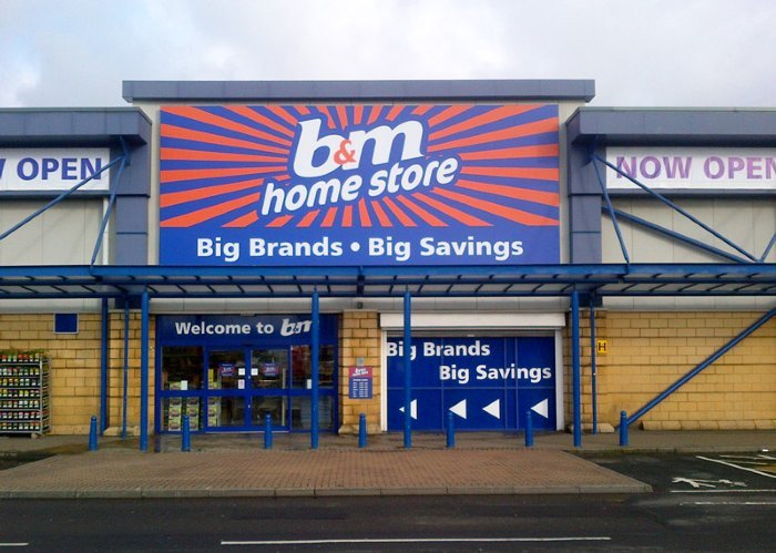 Image result for b&m