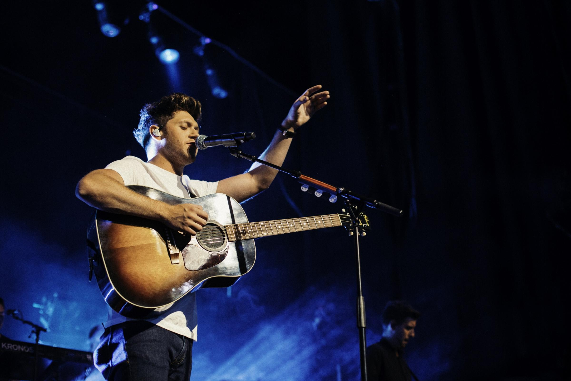 Niall Horan is bringing his first solo tour to Cardiff next March